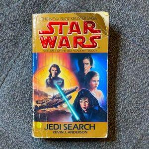 "Book 1 Star Wars ""Jedi Academy"" 1994 Paperback"
